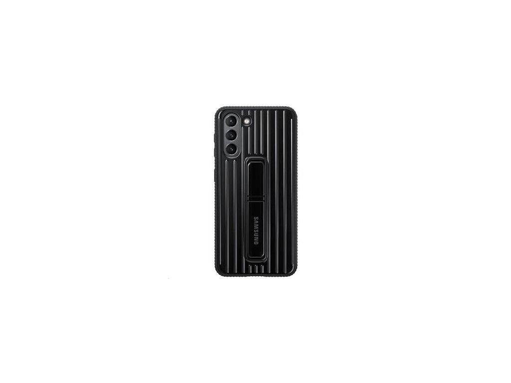 EF-RG991CBE Samsung Protective Standing Kryt pro Galaxy S21 Black