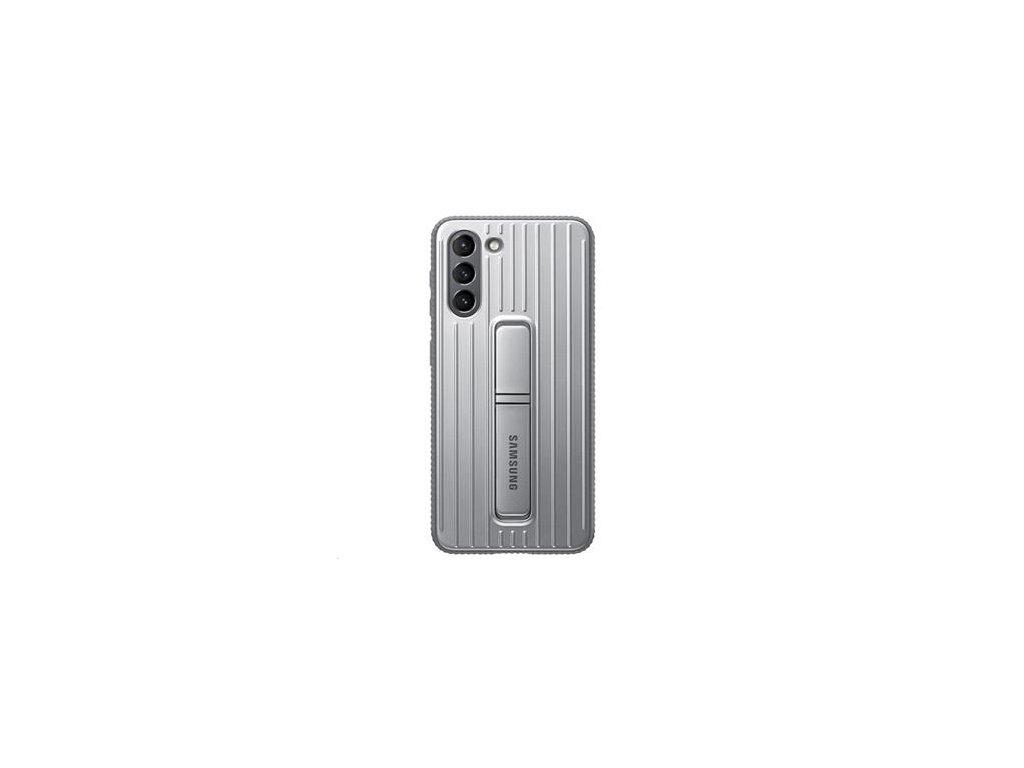 EF-RG991CJE Samsung Protective Standing Kryt pro Galaxy S21 Gray