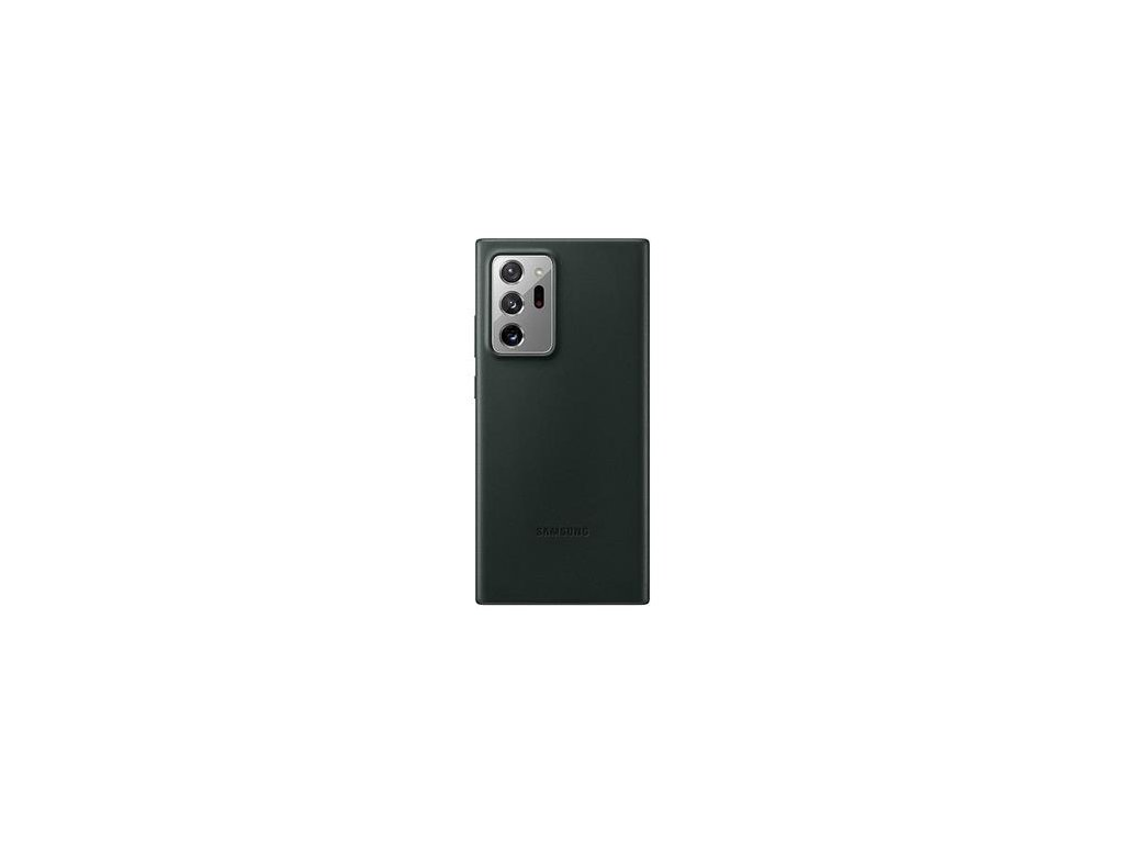 EF-VN985LBE Samsung Leather Cover pro N985 Galaxy Note 20 Ultra Black