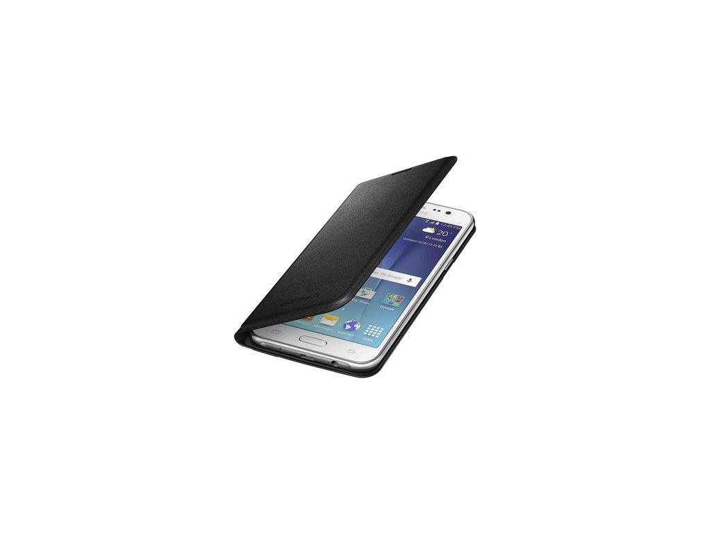 EF-WJ500BBE Samsung Wallet Pouzdro Black pro Galaxy J5 (EU Blister)