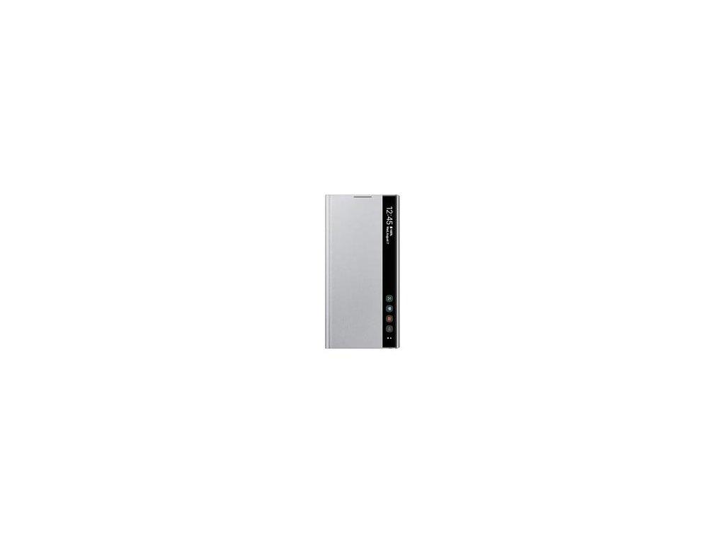 EF-ZN970CSE Samsung Clear View Case pro N970 Galaxy Note 10 Silver