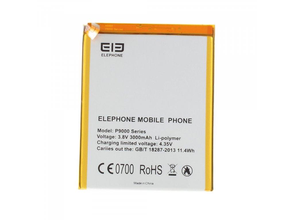 Elephone P9000 Baterie 3000mAh Li-polymer