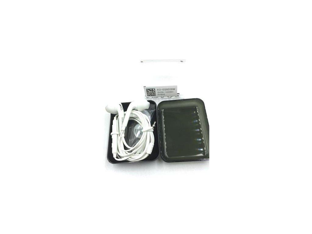 EO-EG920BW Samsung Stereo Headset 3,5mm White (Black Samsung Box)
