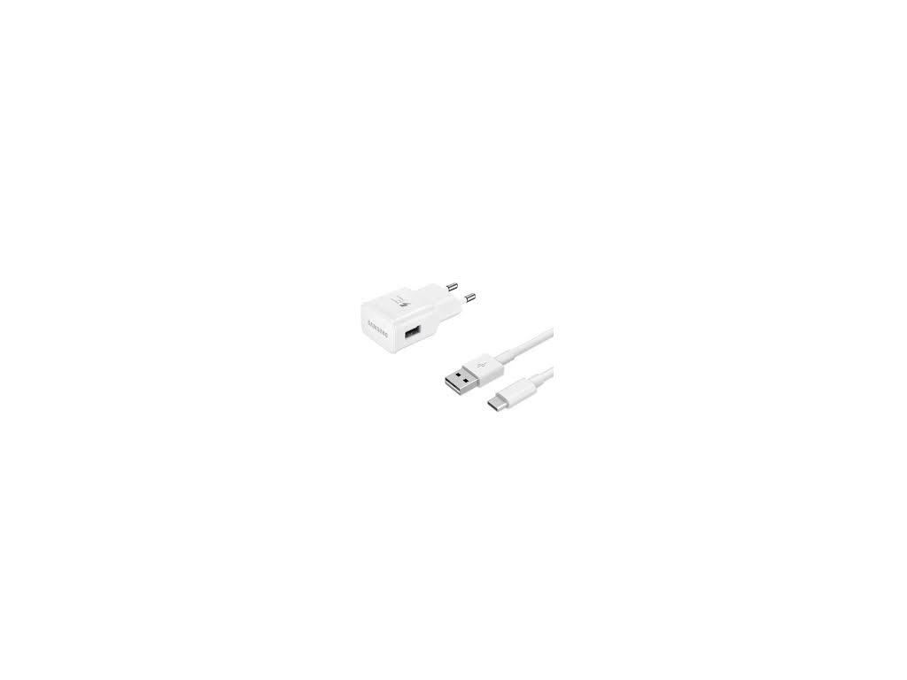 EP-TA20EWE + EP-DN930CWE Samsung Type C Cestovní nabíječka White