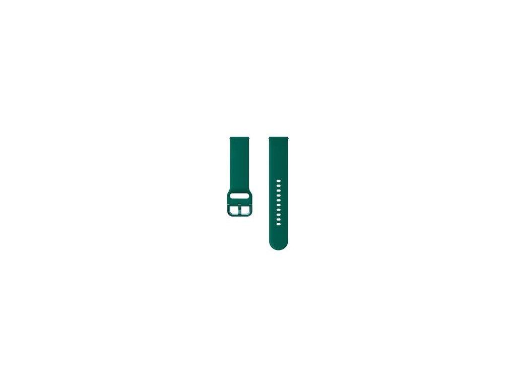 ET-SFR82MGE Samsung Galaxy Watch 20mm Sportovní Řemínek Green