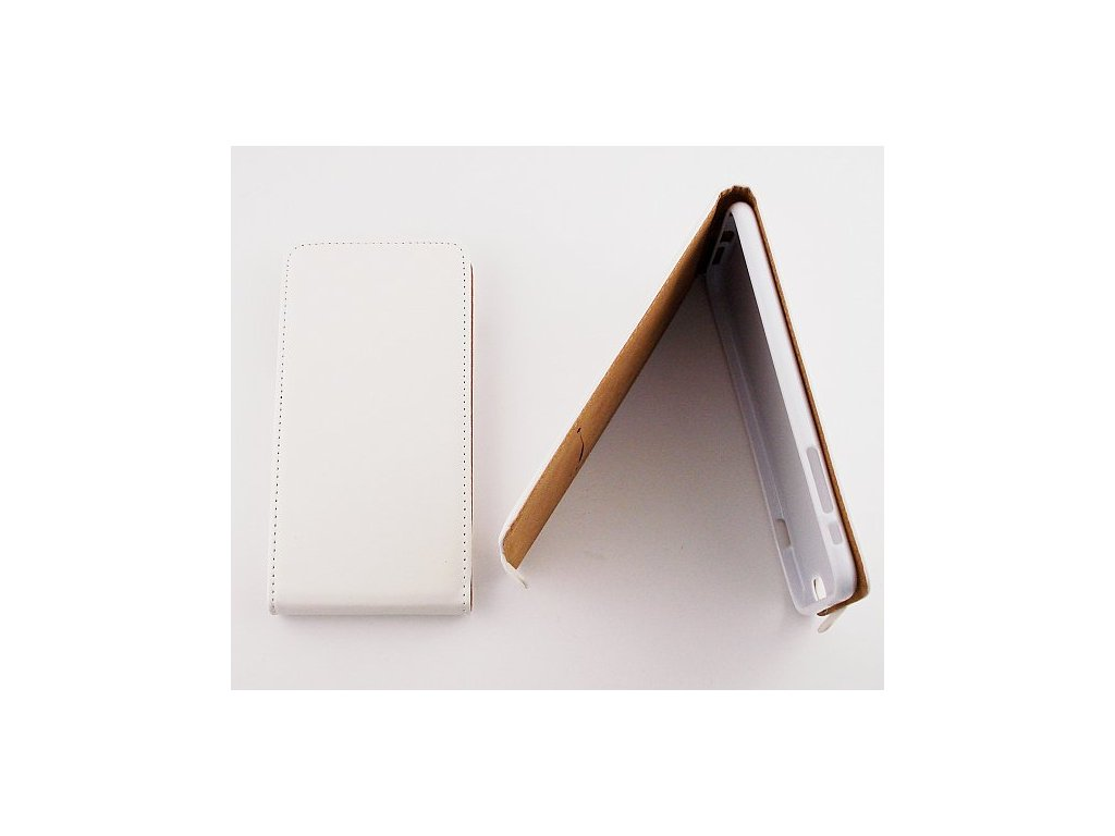 FLEXI flip pouzdro bílé pro iphone 6 plus