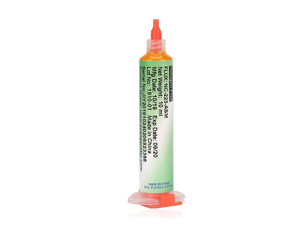Flux pájecí pasta NV-223-ASM 10ml