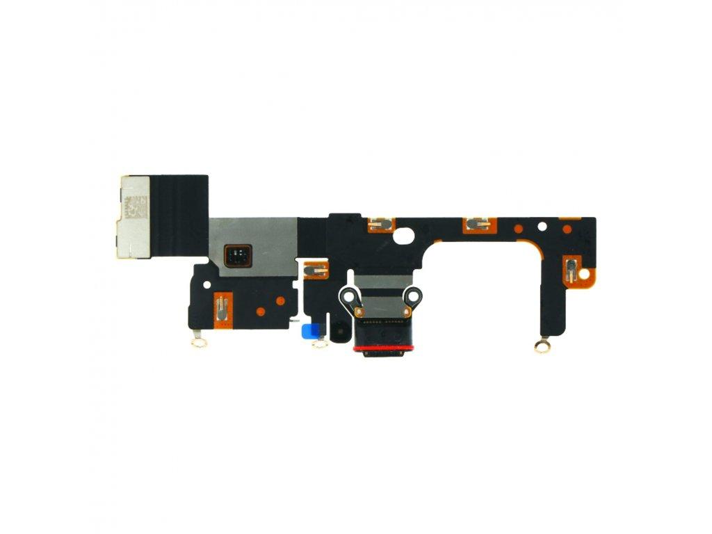 Google Pixel 3 XL nabíjecí port USB-C konektor mikrofon čtečka SIM karty flex