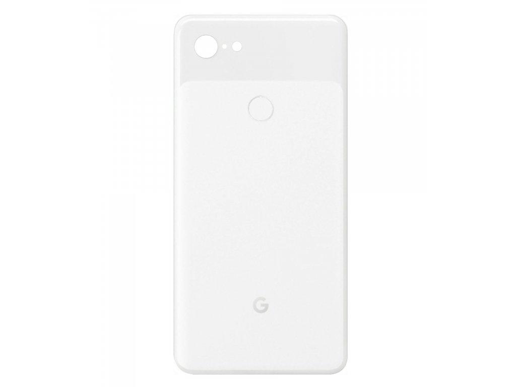 Google Pixel 3 XL zadní kryt baterie bílý