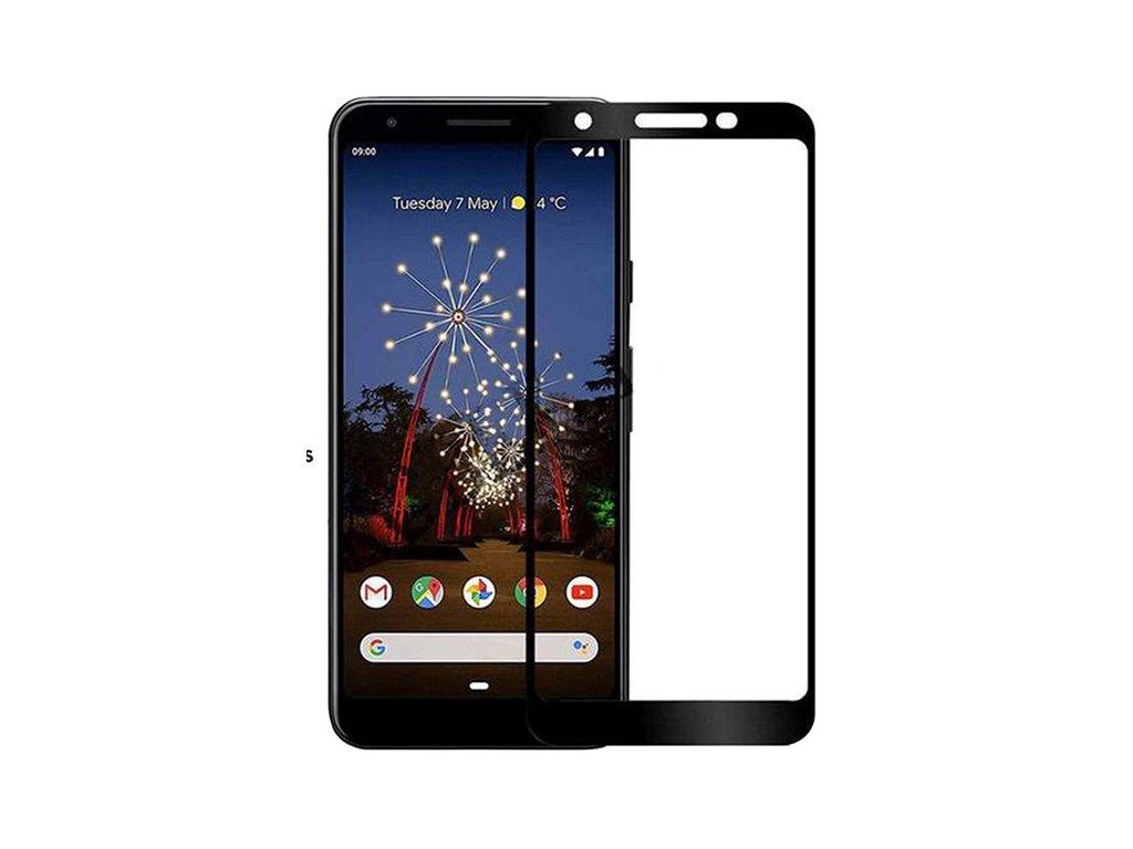 Google Pixel 3A 5D+ tvrzené sklo