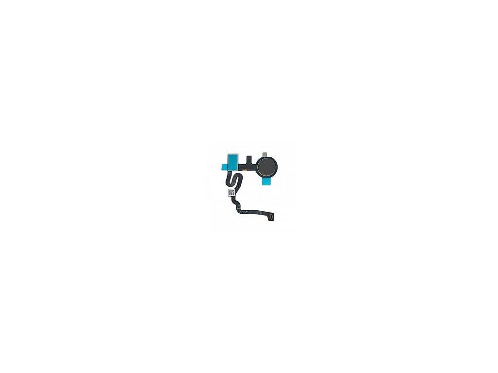 Google Pixel 4A flex otisku černý