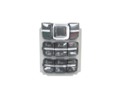 Nokia 1600 klávesnice černá
