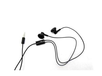 WH-108 Nokia Stereo 3,5mm Headset Black (Bulk)