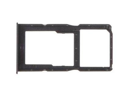 Huawei P30 Lite SIM/SD Tray Black (Service Pack)