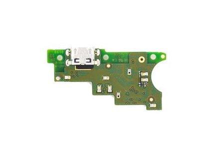 Motorola E6i Deska vč. Dobíjecího Konektoru (Service Pack)