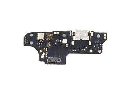 Motorola E7 Deska vč. Dobíjecího Konektoru (Service Pack)