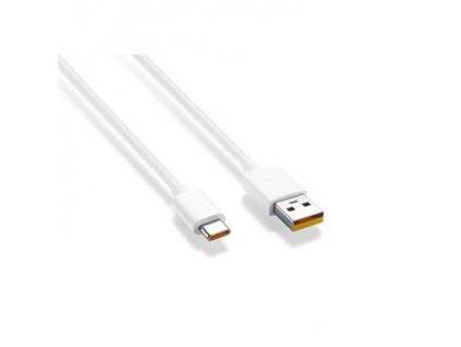 RealMe 6/7  Type-C Datový Kabel White (Service Pack)