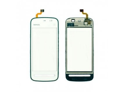 Nokia 5230 dotk bílý oem