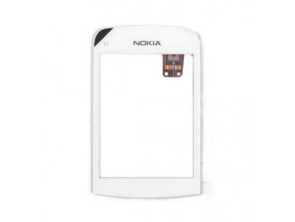 Nokia C2-02 dotyk bílý
