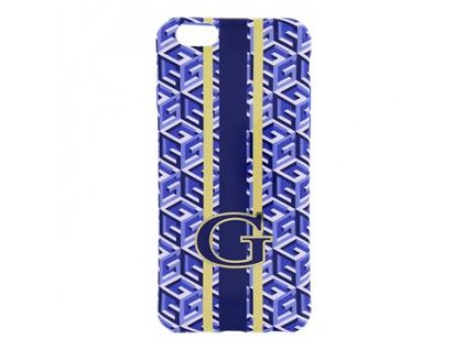 "GUHCP6GCUBL Guess G-Cube TPU Pouzdro Blue pro iPhone 6 4.7"""