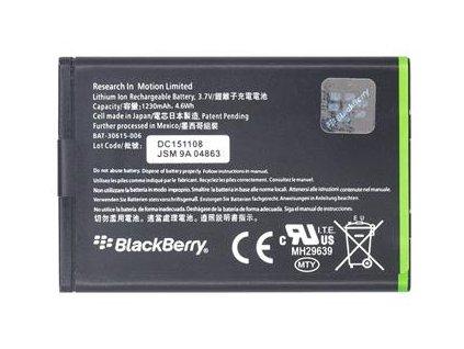 J-M1 BlackBerry Baterie 1230mAh Li-Ion (Bulk)