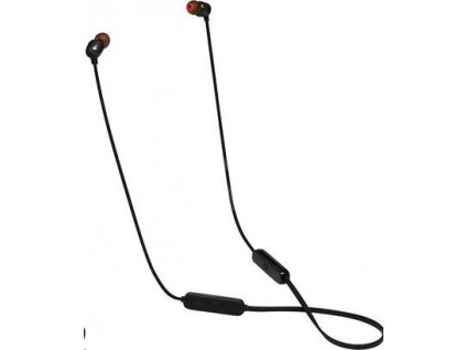 JBL Tune 115BT Bluetooth In-Ear Headphones Black