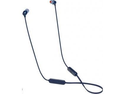 JBL Tune 115BT Bluetooth In-Ear Headphones Blue