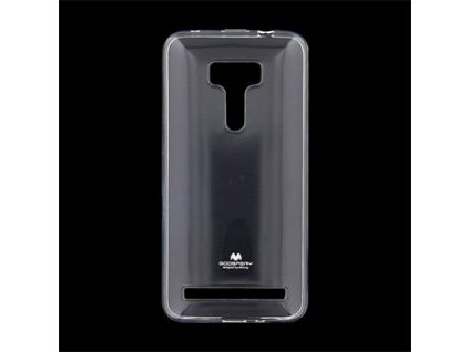 Mercury Jelly Case pro Asus ZE552KL Zenfone 3 Transparent