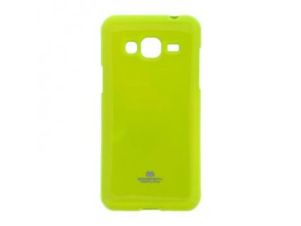 Mercury Jelly Case pro Samsung J320 Galaxy J3 2016 Lime