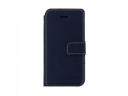 Molan Cano Issue Book Pouzdro pro Huawei Y5P Navy
