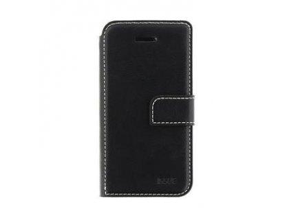 Molan Cano Issue Book Pouzdro pro Motorola Edge Plus Black
