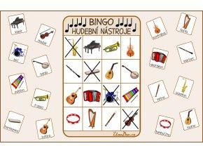 bingo hudebni nastroje nahled