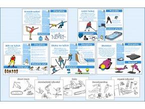zimní olympijské sporty