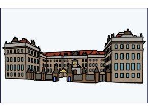 prazsky hrad náhled