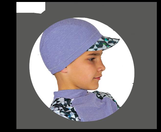 Kolekce oblečení s UV ochranou 50+