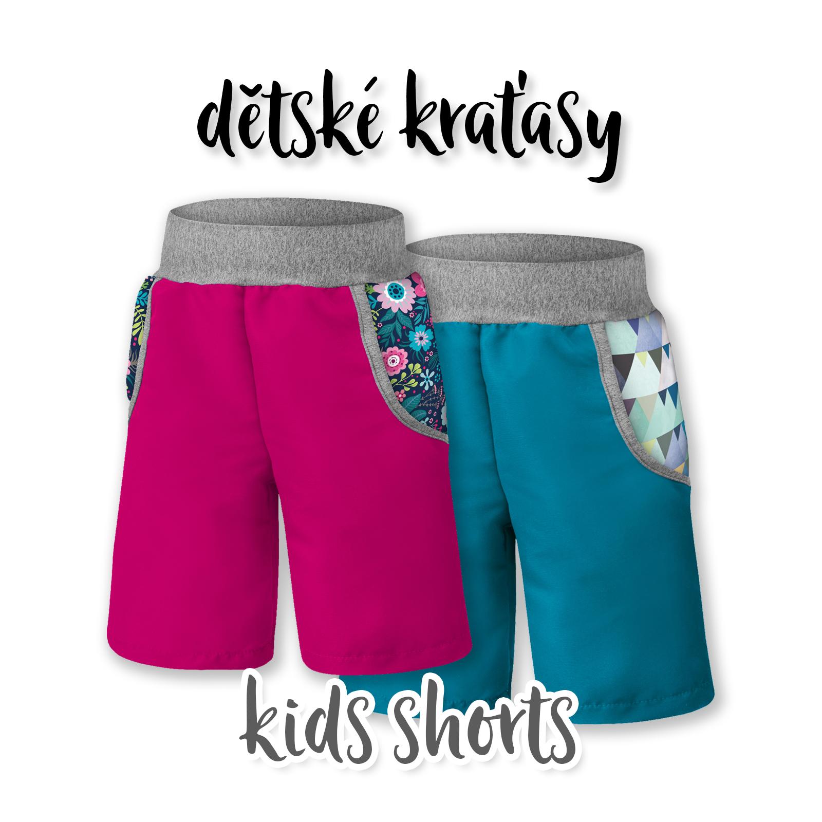 Dětské kraťasy (Children's shorts)