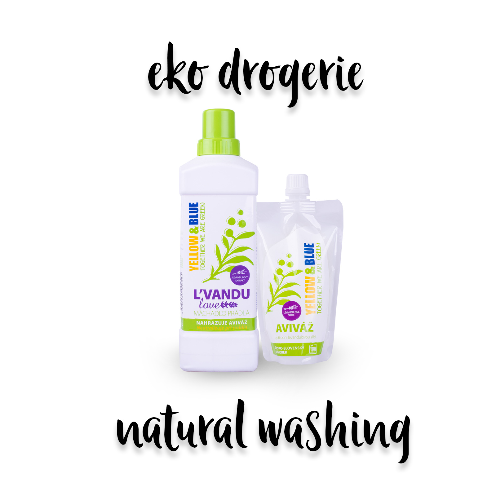 Eko drogerie (Natural washing)