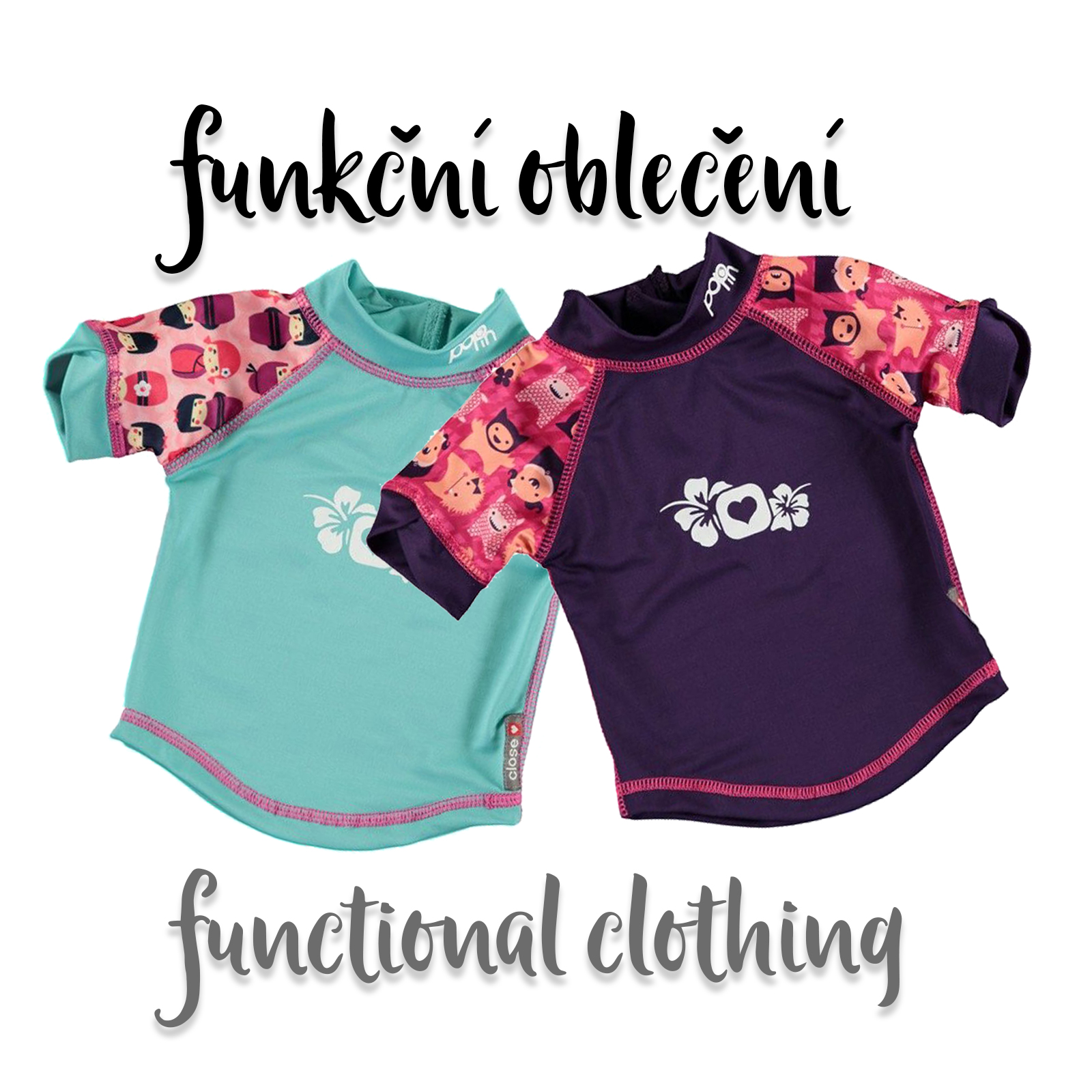 Funkční oblečení (functional clothes)