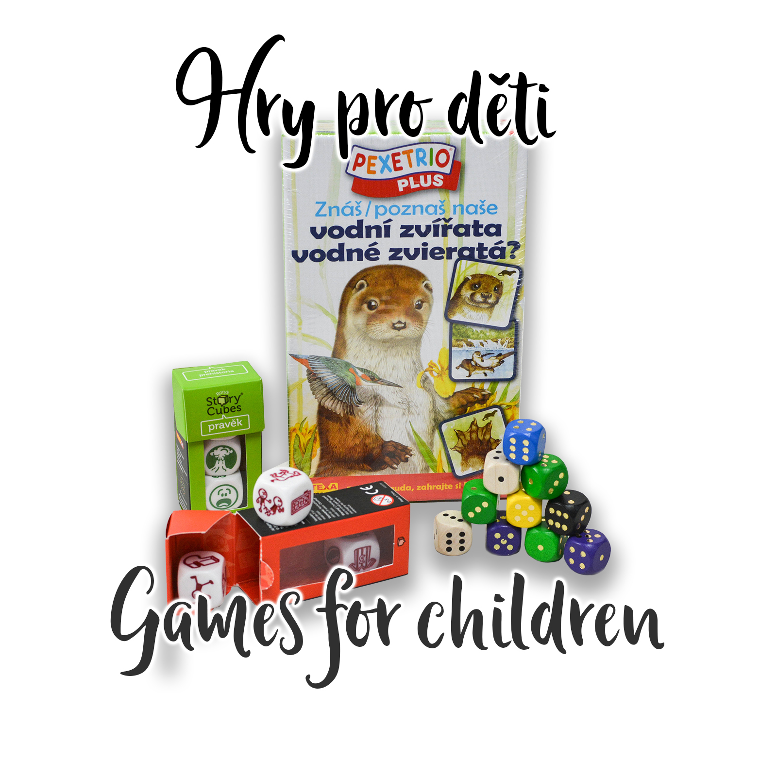 Hry pro děti (Games for children)