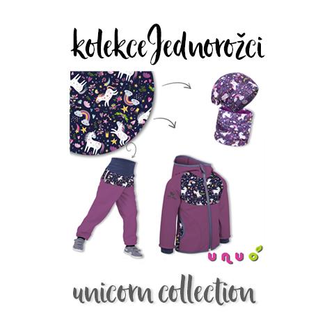 Kolekce Jednorožci (Unicorn collection)