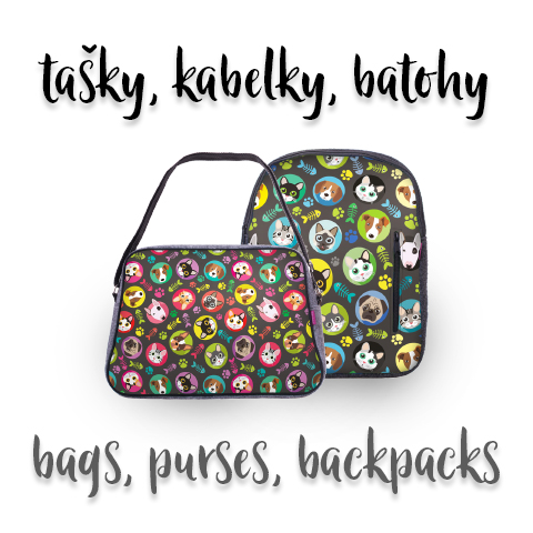 Tašky, kabelky, batohy
