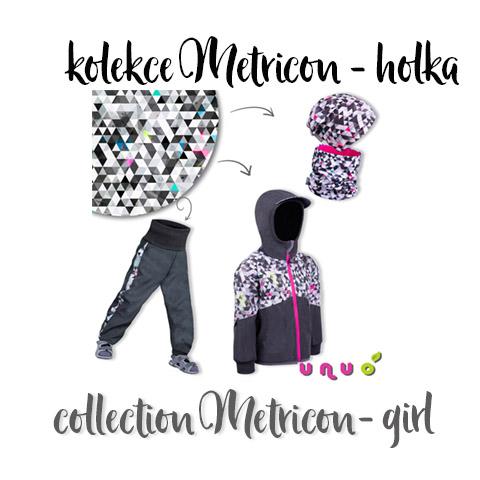Kolekce Metricon - holka (COLLECTION METRICON - GIRL)