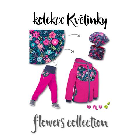 Kolekce Květinky (Flowers collection)