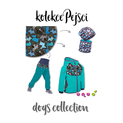 Kolekce Pejsci (Dogs collection)