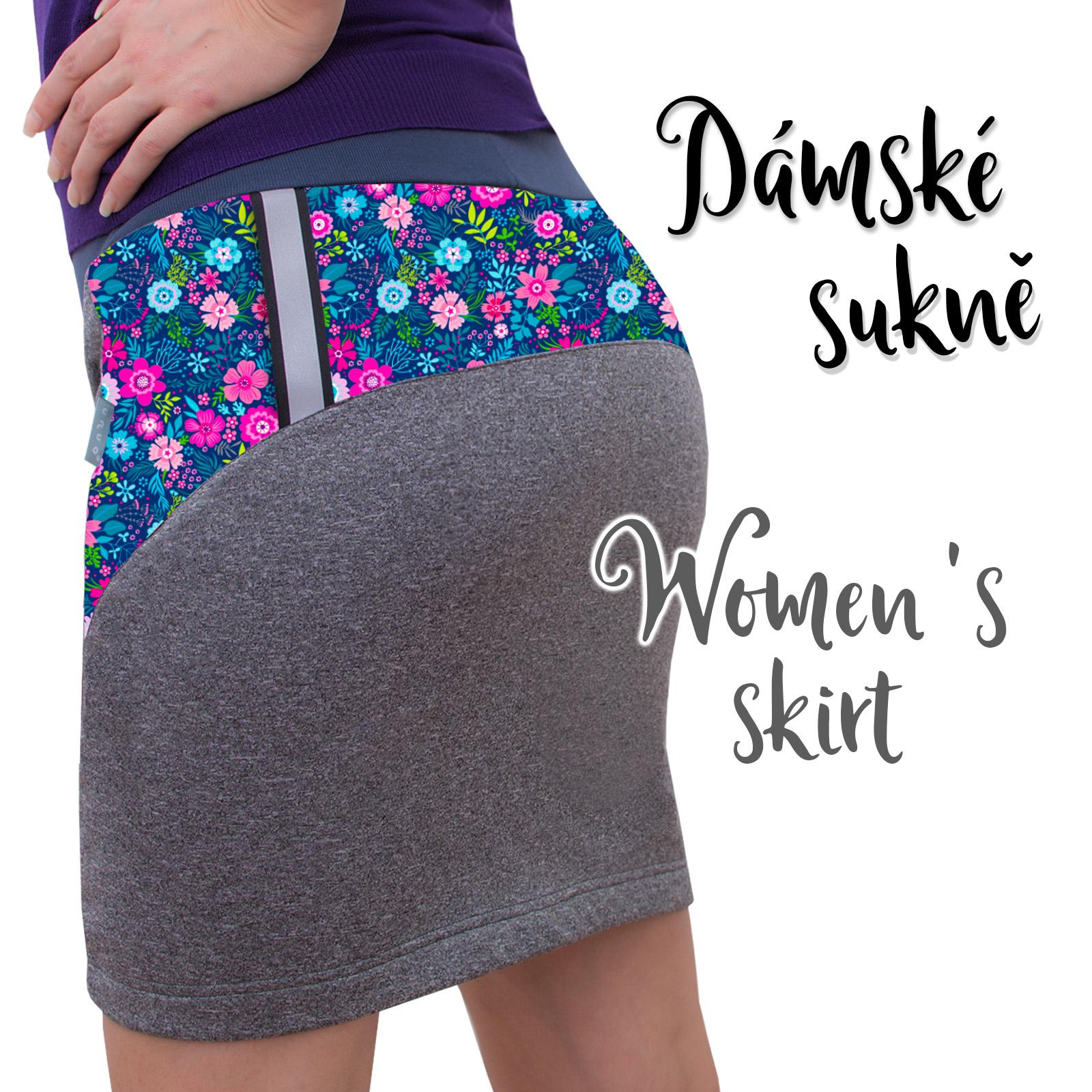 Dámské sukně (Women´s skirt)