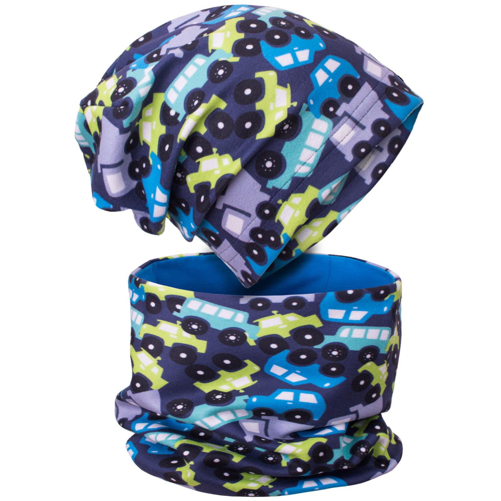 Detské čiapky a nákrčníky