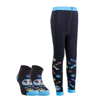 Detské bambusové ponožky a pančuchy