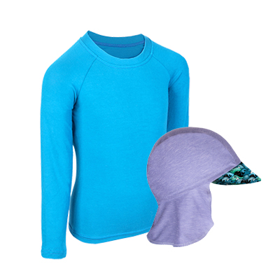 Detské funkčné oblečenie