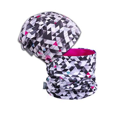 Dámske čiapky a nákrčníky