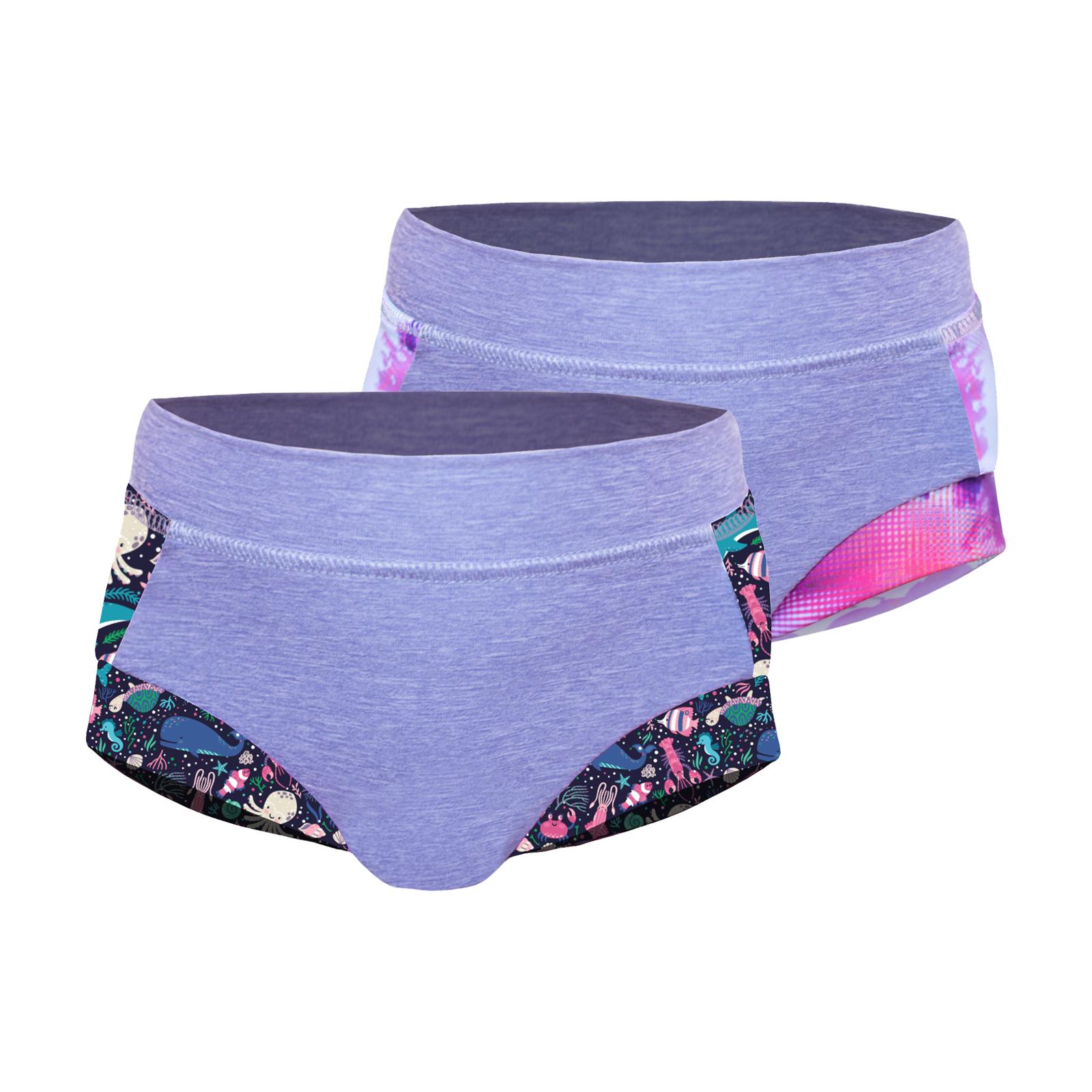 Detské UV plavky kalhotky
